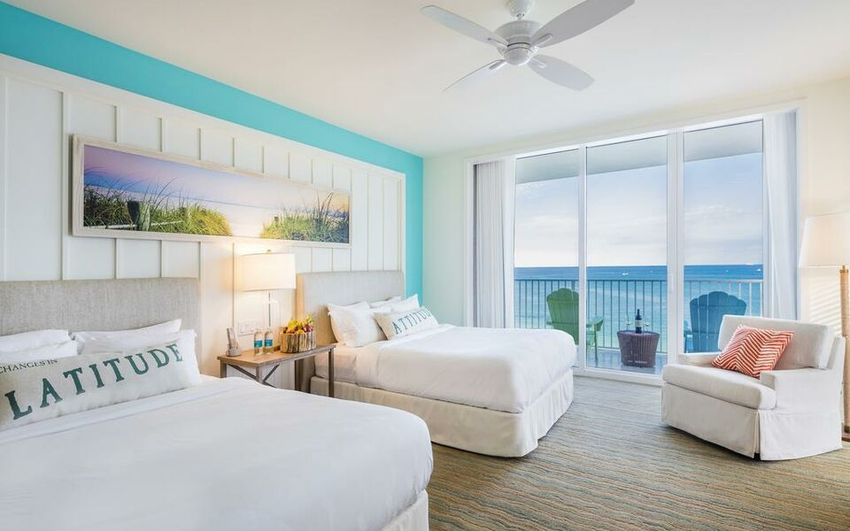 Margaritaville hollywood beach resort a design boutique for Design hotel hollywood florida