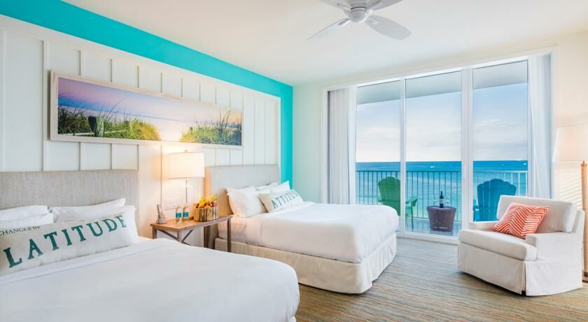 Wall Bed Designs Hollywood Fl : Margaritaville hollywood beach resort a design boutique