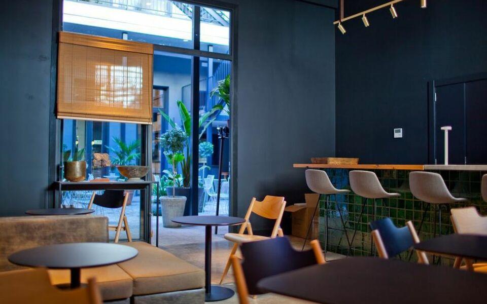 Hotel brummell a design boutique hotel barcelona spain for Boutique hotel barcelone
