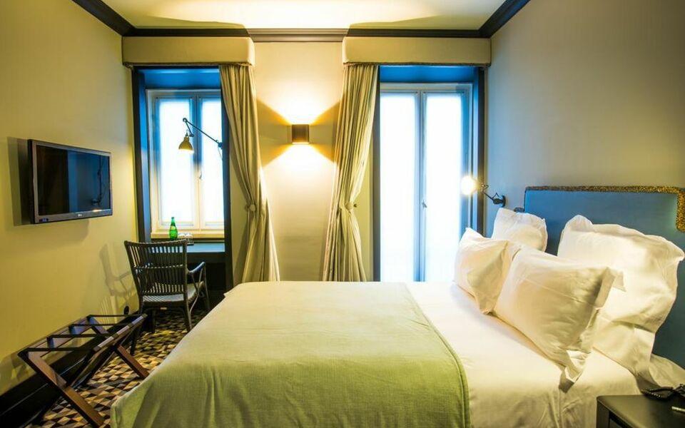 Valverde hotel lisbonne portugal my boutique hotel for Hotel boutique lisbonne