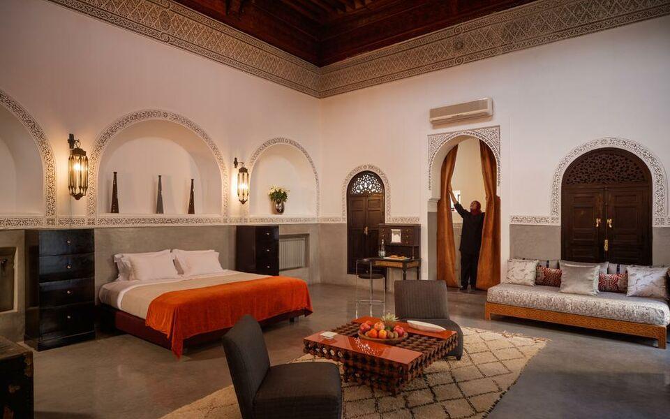 Riad 72 a design boutique hotel marrakech morocco for Boutique hotel maroc