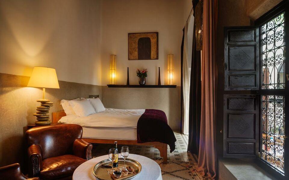 Riad 72 a design boutique hotel marrakech morocco for Design hotel marrakech