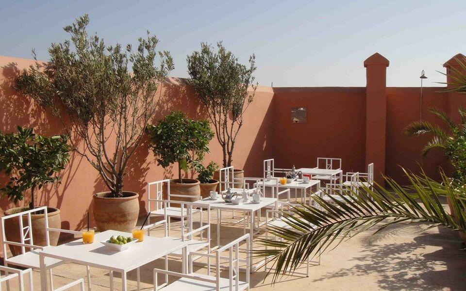 Riad Bab 54 A Design Boutique Hotel Marrakech Morocco
