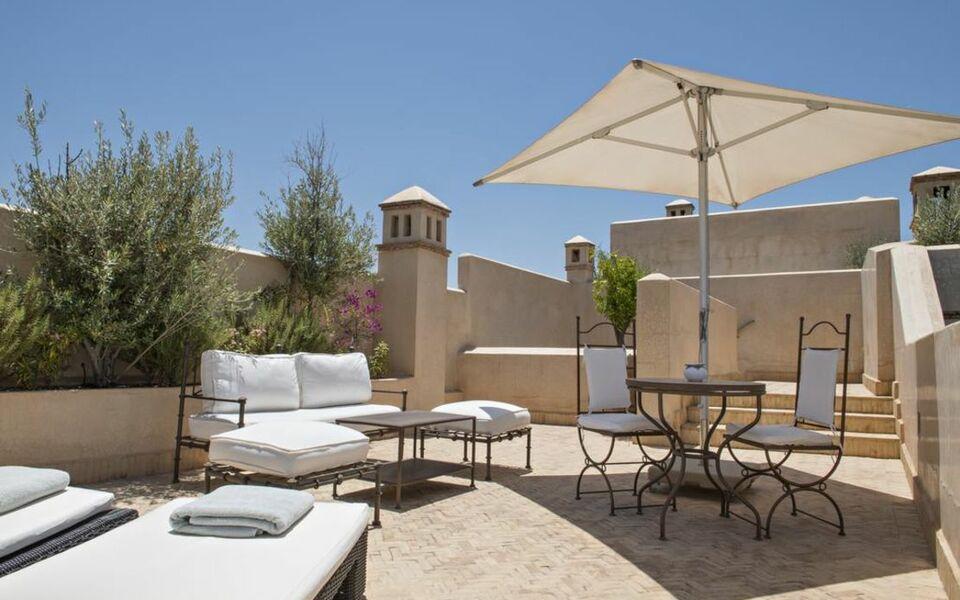La villa des orangers relais ch teaux marrakech marocco for La villa des orangers