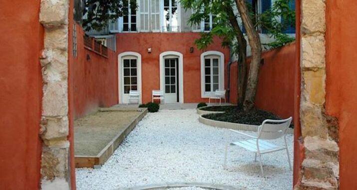 Maisons de marseille a design boutique hotel marseille for Boutique hotel marseille