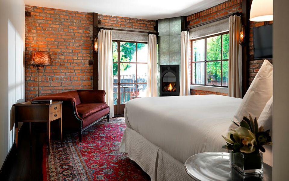 Granada hotel bistro san luis obispo tats unis my for Best boutique hotels granada