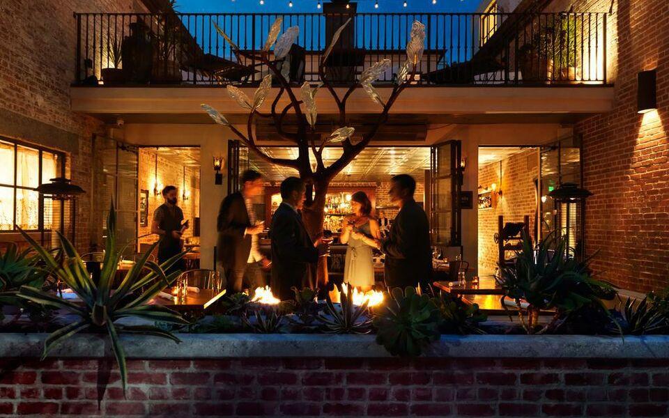 San Luis Obispo Meeting Rooms Hotel