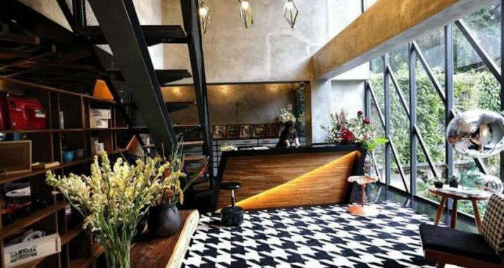 Kosenda hotel a design boutique hotel jakarta indonesia for Design hotel jakarta