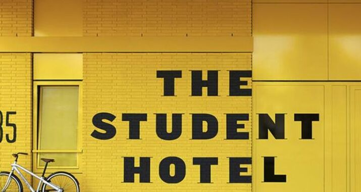 The Student Hotel Amsterdam, Amsterdam (1)