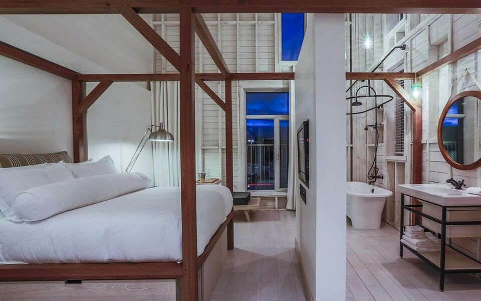 H tel spa le germain charlevoix a design boutique hotel for Hotel design quebec