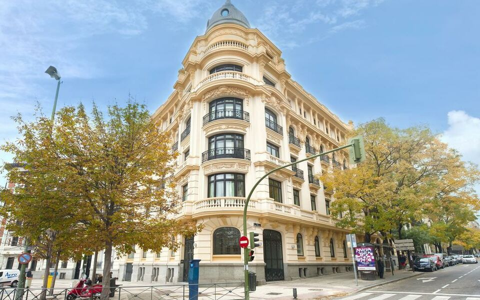 Hotel sardinero madrid a design boutique hotel madrid spain for Boutique hotel genova