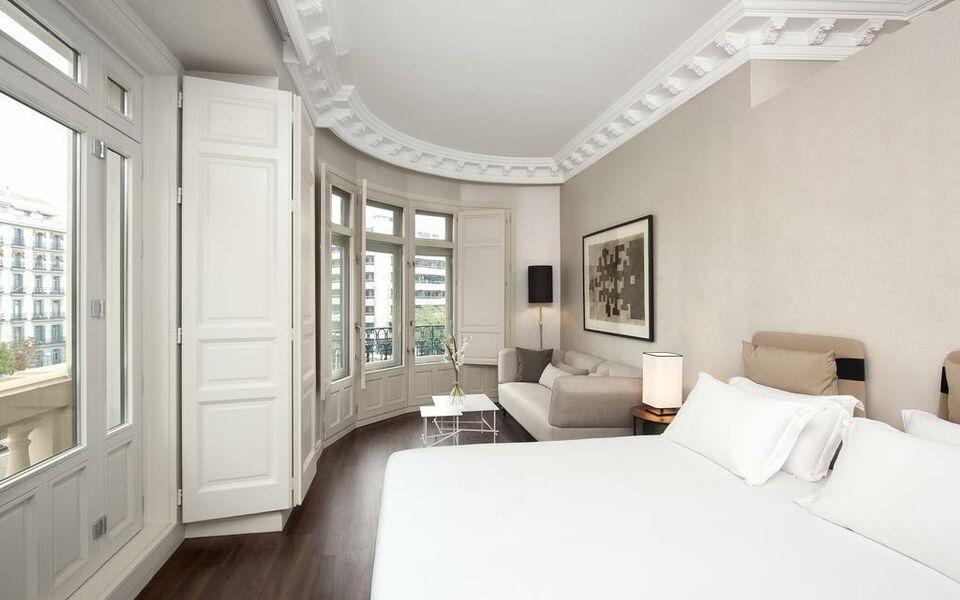 Hotel sardinero madrid a design boutique hotel madrid spain for Design boutique hotel madrid