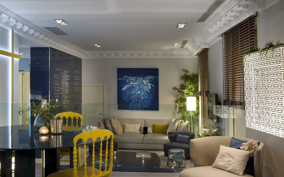 Hotel Sardinero Madrid A Design Boutique Hotel Madrid Spain