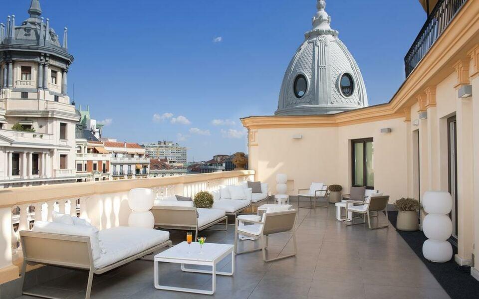 Hotel Sardinero Madrid A Design Boutique Hotel Madrid Spain