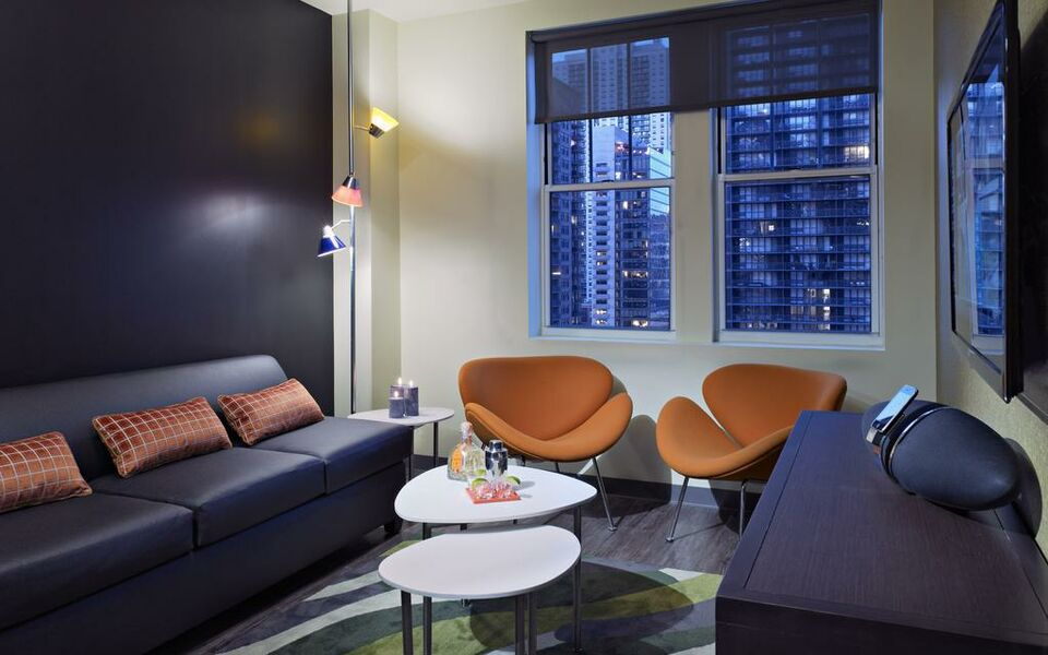 Acme hotel company chicago chicago vereinigte staaten for Boutique hotel companies