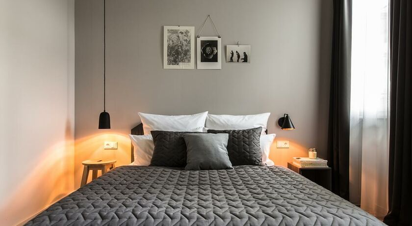 Bold Hotel A Design Boutique Hotel M 252 Nchen Germany