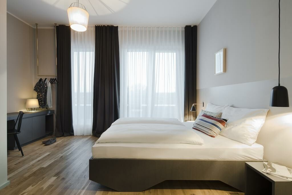 Bold hotel a design boutique hotel munich germany for Design hotel muenchen