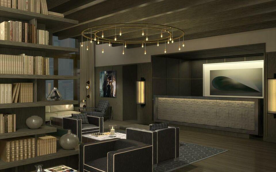 Thompson chicago chicago vereinigte staaten von amerika for Boutique hotels chicago michigan avenue
