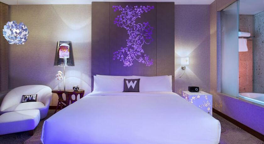 W Singapore Sentosa Cove A Design Boutique Hotel