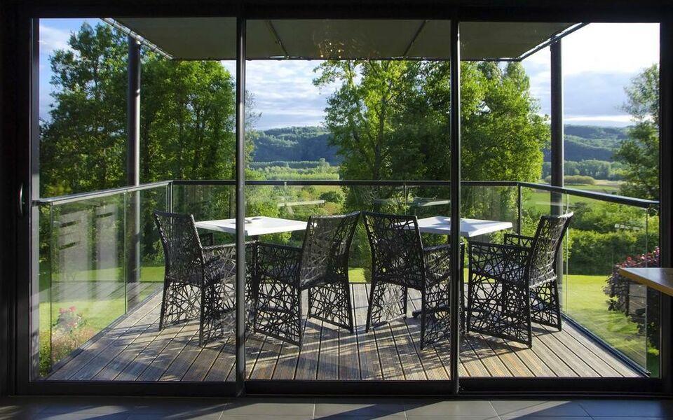 maison d 39 h tes anne fouquet a design boutique hotel la roque gageac france. Black Bedroom Furniture Sets. Home Design Ideas