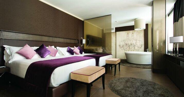 Rome life hotel a design boutique hotel rome italy for Design boutique hotel rome