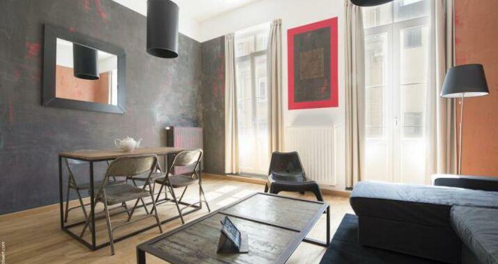 Le coup de coeur apartment grand place iii bruxelles belgien - Le coup de coeur bruxelles ...
