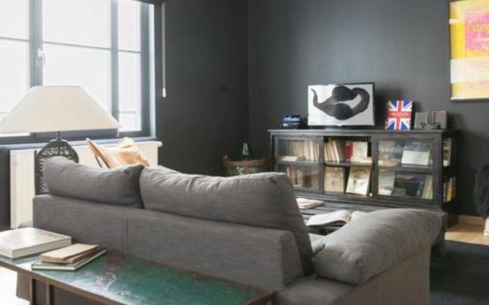 Appartement quartier grand place a design boutique hotel for Appartement design bruxelles