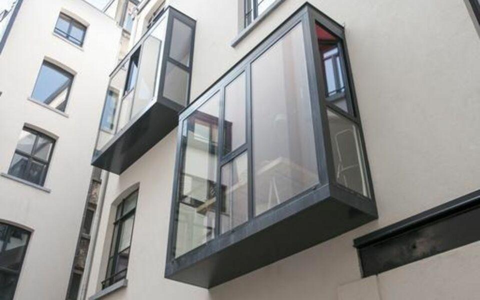 Rue des pierres ii a design boutique hotel brussels belgium for Appartement design bruxelles