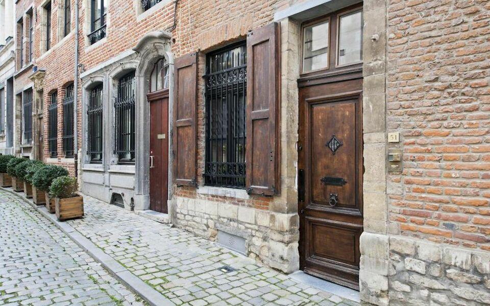 Le coup de coeur apartments duplex sablon a design - Le coup de coeur bruxelles ...