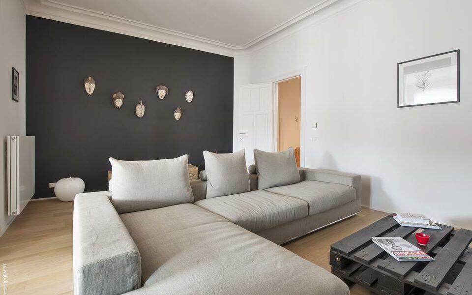 Appartement halle aux bl s a design boutique hotel - Le coup de coeur bruxelles ...