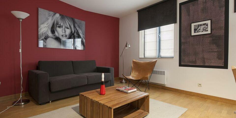 Le coup de coeur studio apartment sablon bruxelles - Le coup de coeur bruxelles ...
