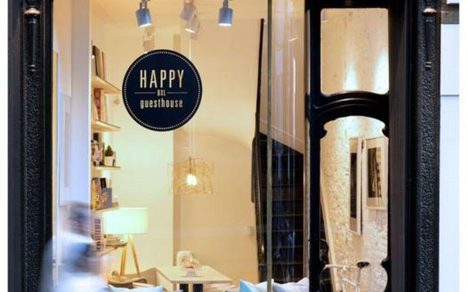 Happy Guesthouse A Design Boutique Hotel Brussels Belgium
