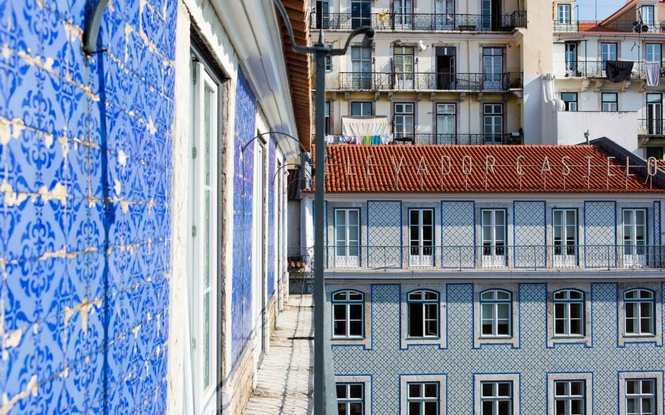 The 8 downtown suites a design boutique hotel lisbon for Design boutique hotel lisbon