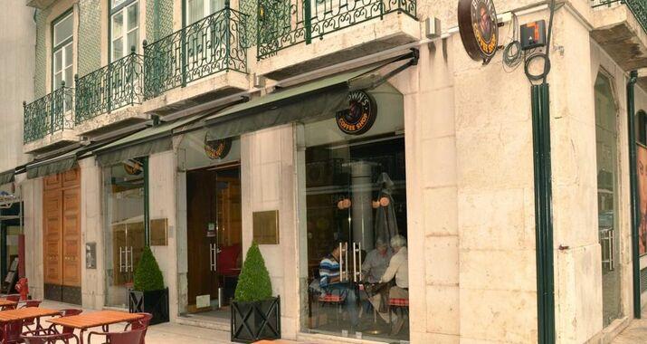 Browns boutique hotel apartments lisbonne portugal for Hotel boutique lisbonne