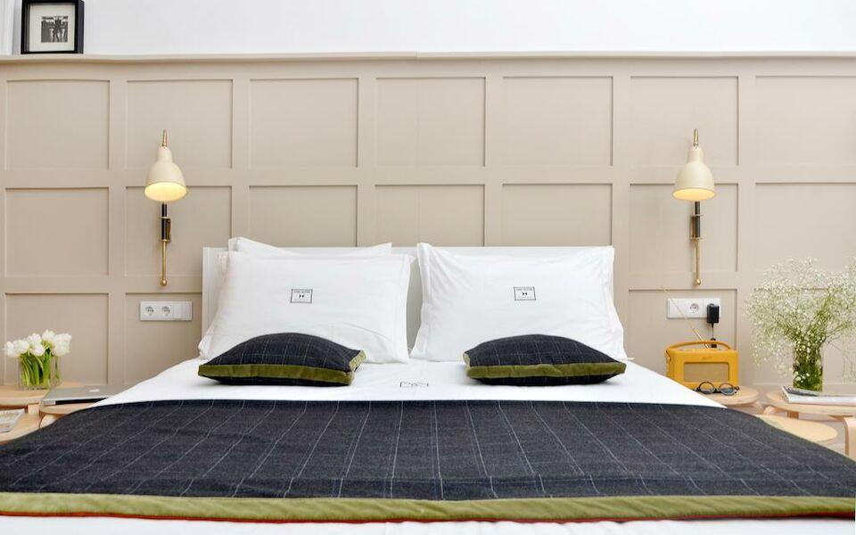 Casa oliver boutique b b principe real lissabon portugal for Design boutique hotels lissabon