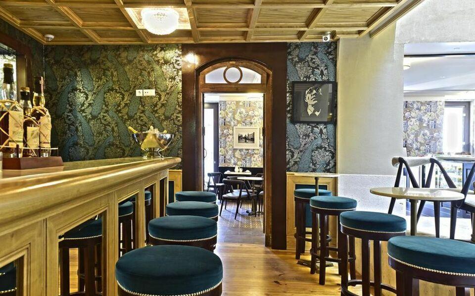 Santiago de alfama boutique hotel lisbonne portugal for Boutique hotels lisbon