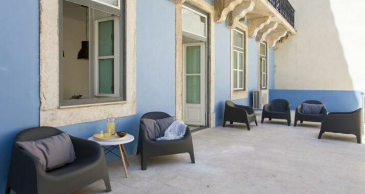 Downtown Blue Apartments | RentExperience, Lisbon (6)