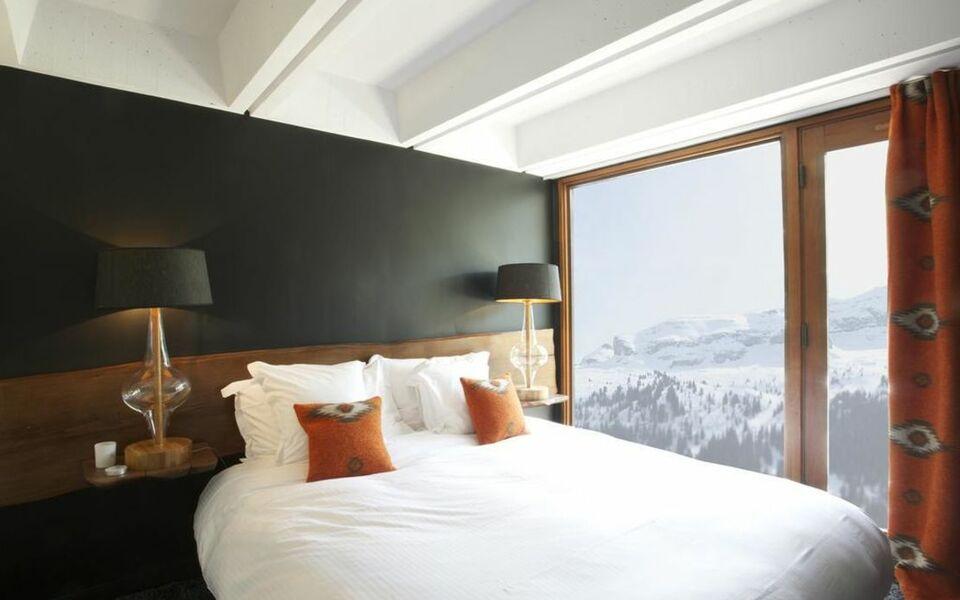 Terminal neige totem a design boutique hotel flaine france for Boutique hotel ski