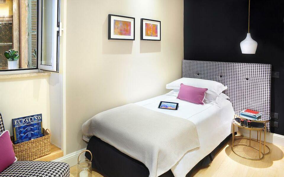 Nerva boutique hotel a design boutique hotel rome italy for Boutique hotel search