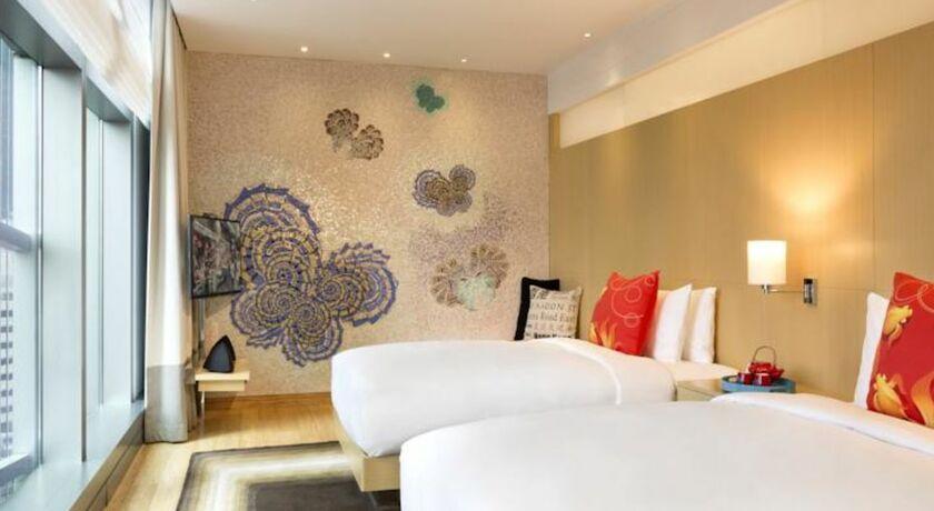 Hotel indigo hong kong island a design boutique hotel for Design boutique hotel hong kong