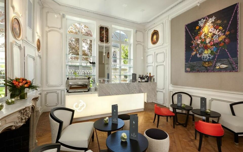 Clarance hotel lille a design boutique hotel lille france - Boutique design lille ...