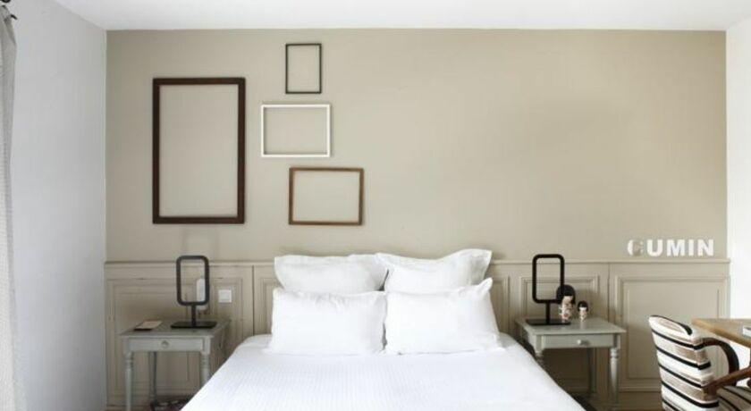 Auberge du paradis saint amour bellevue france my boutique hotel - Chambre double standard ...