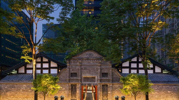 The Temple House - Boutique hotel Chengdu China