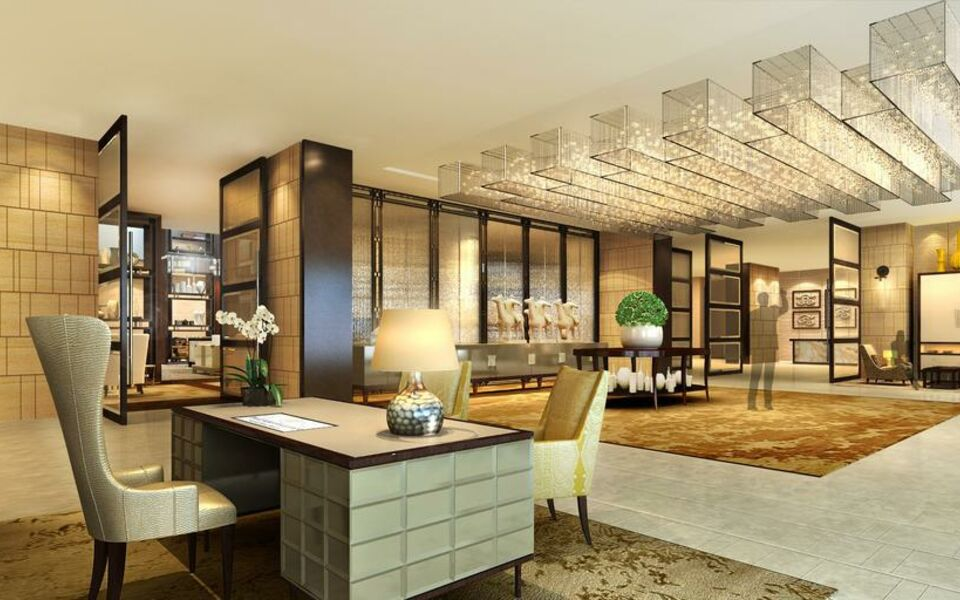 The grand mansion a luxury collection hotel nanjing a for The luxury collection hotel