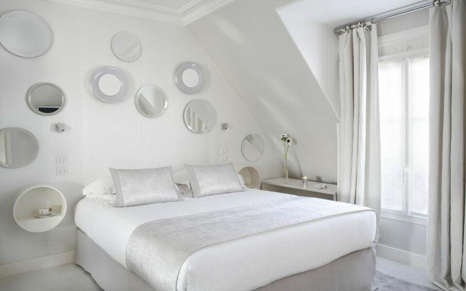 H tel de banville a design boutique hotel paris france for Hotel design paris 8
