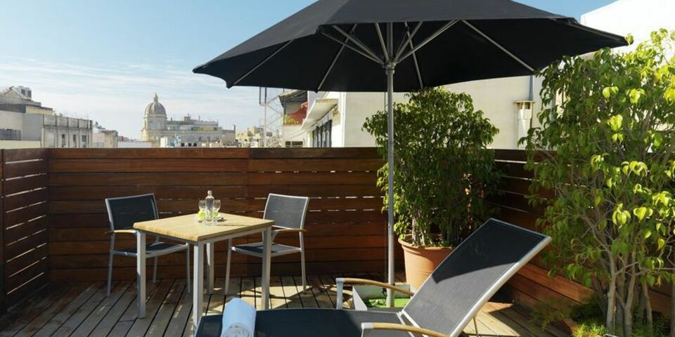 Boutique hotel h10 catalunya plaza barcelone espagne for Boutique hotel espagne