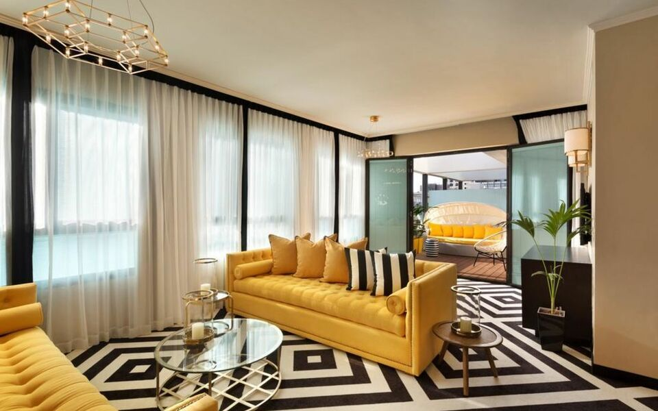 Brown beach house by brown hotels a design boutique hotel for Design hotel tel aviv