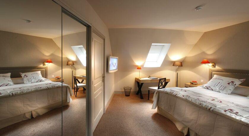 Les manoirs de tourg ville a design boutique hotel for Hotel deauville design