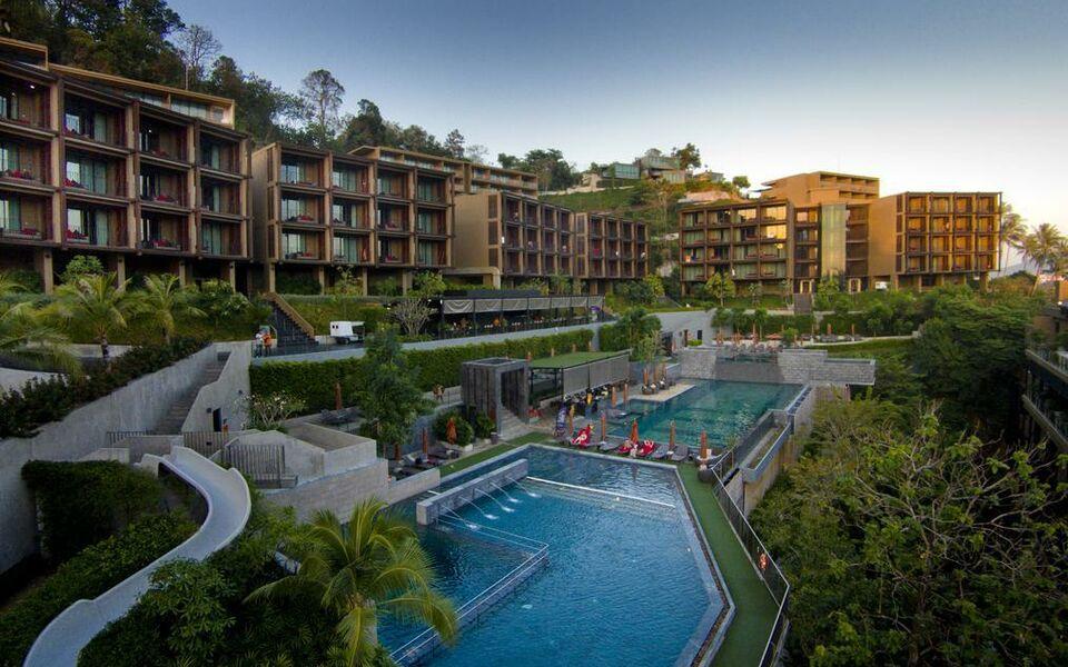 Sunsuri phuket a design boutique hotel phuket thailand for Boutique hotel phuket