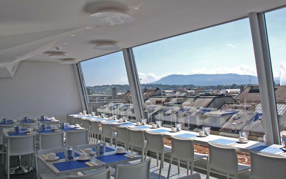 Hotel cristal design a design boutique hotel geneve for Design hotel geneva rue ferrier 6